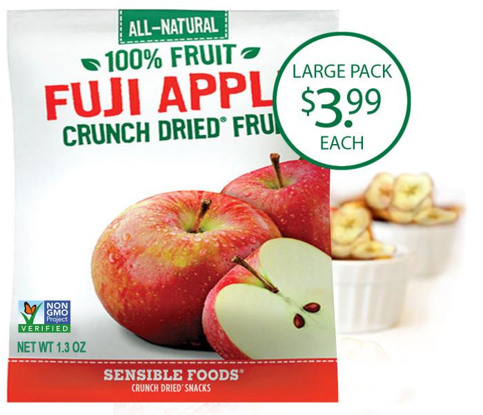 Fuji Apple (12 Count/1.3 Oz. Pouch)