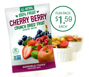 Cherry Berry (48 Count/.37 Oz. Pouch)
