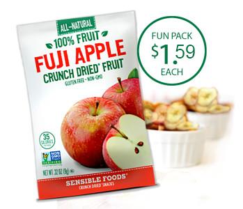 Fuji Apple (48 Count/.32 Oz. Pouch)