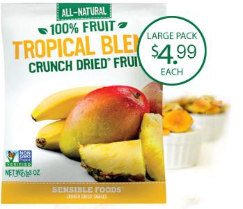 Tropical Blend (12 Count/1.3 Oz. Pouch)