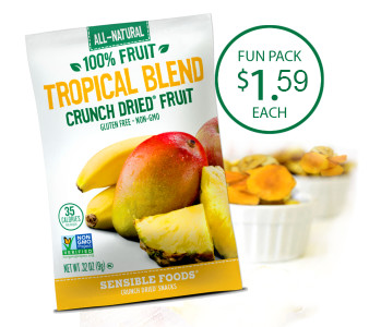 Tropical Blend (48 Count/.32 Oz. Pouch)