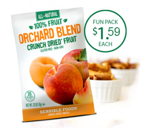 Orchard Blend (48 Count/.32 Oz. Pouch)