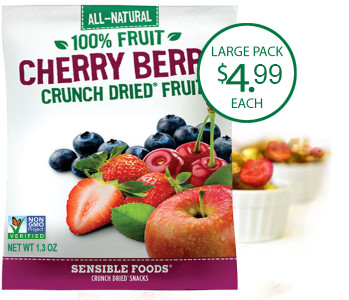 Cherry Berry (12 Count/1.3 Oz. Pouch)