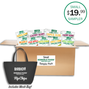 Sensible Foods Sampler Pack – Small