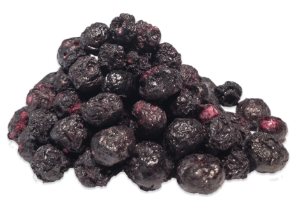 Bulk Blueberries (1/4″ Diced)