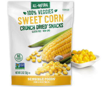 Sweet Corn (12 Count/1.3 Oz. Pouch)