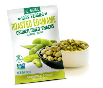 Roasted Edamame – Snack Size