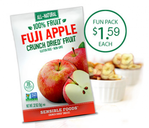Fuji Apple (48 Count/.32 Oz. Pouch)
