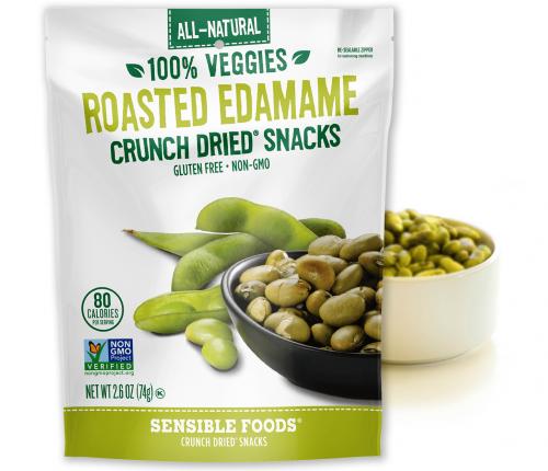 Roasted Edamame – Share Size